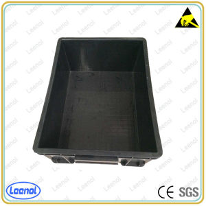 Ln-2107 PP Plastic Material Black Color ESD Box pictures & photos