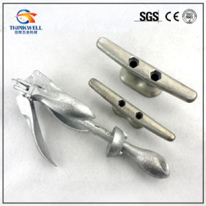1.5kg Galvanized Stainless Marine Boat Folding Grapnel Anchor pictures & photos