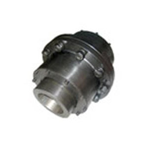 Giiclz Narrow Type Curved-Tooth Gear Coupling with Counter Shaft