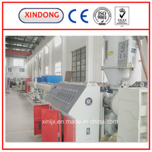 Single Screw Extruder for PVC PE ABS pictures & photos