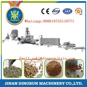 Factory price Fish feed making Extruder machine