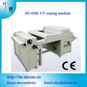 UV Varnish Machine