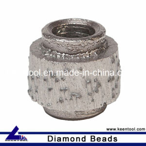 Diamond Wire Rope Beads pictures & photos