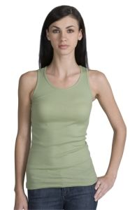 High Quality Lady′s Tank Top for Summer (SAG068)