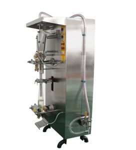 Full Automatic 500ml Bag Juice Filling Machine pictures & photos