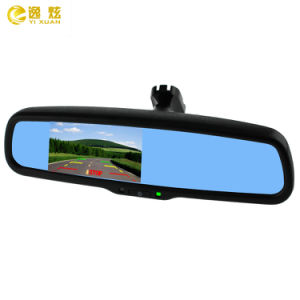 4.3inch Auto-Dimming Rear View Mirror with High Digital Display