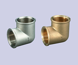 High Quality 90 Degree Brass Elbow Female