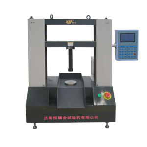Electronic Iron Iron Ore Pellets Compression Testing Machine