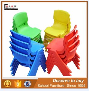 China Kids Furniture Colorful Kids Sstacking School Chair Plastic Chair Sf-41c pictures & photos