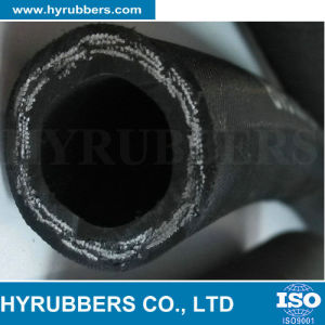 China Manufacture Braided Hydraulic Rubber Hose pictures & photos