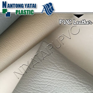 High Quality Synthetic Leather for Car Flooring Upholstery