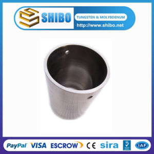 Tungsten Smelting Crucible &Polished Tungsten Crucible with Factory Price pictures & photos