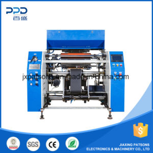 5 Shaft Automatic Cling Wrap Rewinding Machinery (PPD-5SH450) pictures & photos