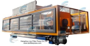 Leo Filter Press Industrial Automatic Filter Press pictures & photos