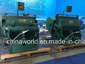 Carton Box Semi Automatic Die Cutting Machine pictures & photos