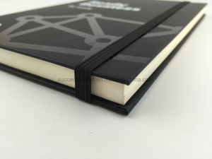 A6 Customized Hardcover Pocket Notebook with Embossed Logo pictures & photos