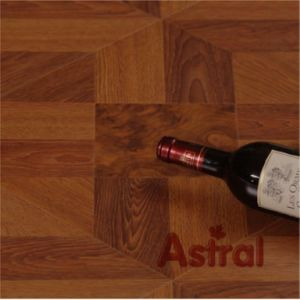 HDF 12mm Parquet Laminate Flooring (6902) pictures & photos