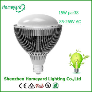 15W High CRI PAR38 LED PAR Lamp