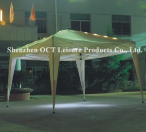 Gazebo with Light / Solar LED Light Gazebo (OCT-FG012) pictures & photos