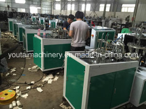 Bevel Full Automatic Paper Cup Forming Machine for Tea Cups pictures & photos
