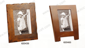 Natural Solid Wooden Photo Frame Art pictures & photos