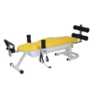 Automatic Lumbar & Cervical Traction Bench