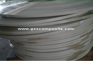 Flexible & High Strength FRP Flat, Flexible Fiberglass Bar, GRP Strip