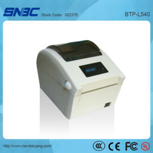 (BTP-L540) 104 mm USB on Board Serial Parallel Ethernet WLAN Direct Thermal Label Printer