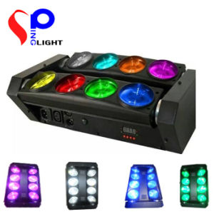 8X10W LED Spider Moving Head