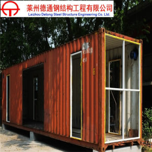 Modified Prefabricated Sandwich Panel House