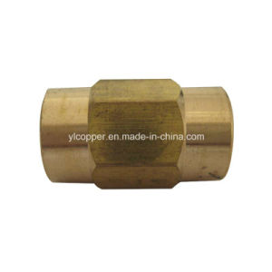 "Brass Union for 3/16"" Brake Tube Connector pictures & photos"