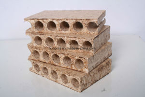 Door Core/Hollow Core Particle Board/Tubular Chipboard pictures & photos