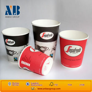 Double Wall Paper Cup for Coffee