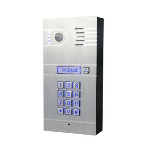 World First Class Wireless IP Video Door Phone pictures & photos