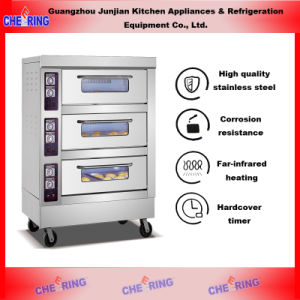 Automatic Oven with Dough Proofer for Bakery pictures & photos