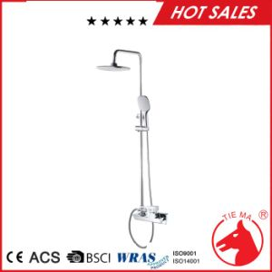 New Designsingle Lever Shower Mixer with Rain Shower (ZS40810)