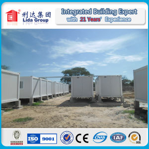75mm PU Sandwich Panel Container House pictures & photos
