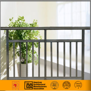 Glass Aluminum Deck Railing Systems and Handrail pictures & photos