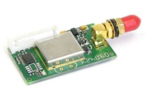868/915MHz Wireless Data Transceiver 1km USB Transmitter and Receiver Module