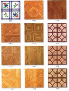 Plastic Flooring in Rolls 0.50mm*2.0m*30m/Roll