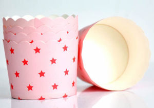 Greaseproof Baking Paper Cups for Cakes with FDA