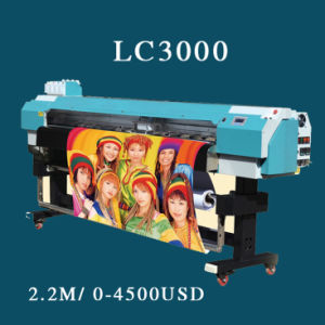 2.2m Eco Solvent Printer (LC3000)