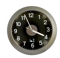 Solar&Rcc Wall Clock