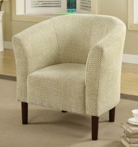 Fabric Chair, 2013, Hotel Chair, Solid Wood, Armchair (XY2483)
