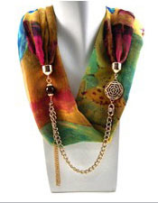 Noble and Elegant Scarf Jewelry 2014 Spring, (TXS-98792)