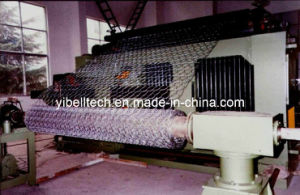 Full Automatic High Efficiency Chain Link Fence Machine pictures & photos