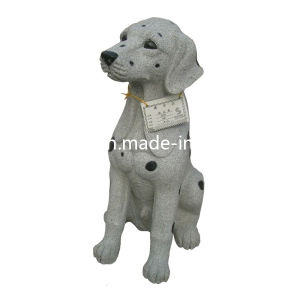Natural Stone Grey Granite Animal Carving Statue / Sculpture for Garden pictures & photos