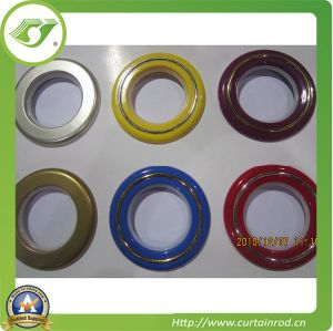 Hot Plastic Curtain Ring/ Plastic Curtain Eyelets