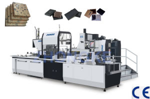 Rigid Paper Box Machinery (ZK-660AN) Passed CE pictures & photos