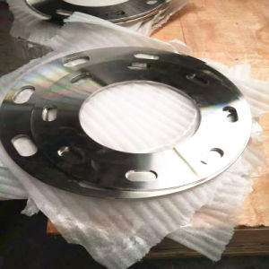Non-Standard Special Holes Stainless Steel Flange pictures & photos